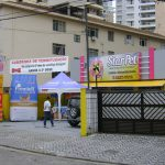 Fachadas em Santos