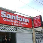 Luminosos em Santos