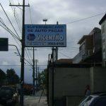 Placas em Santos